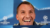 Rodgers surprise at Gerrard 'arrival'