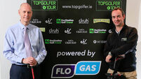 Flogas to power Top Golfer Tour