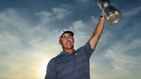 Why Koepka revels on being on the  brink mentally