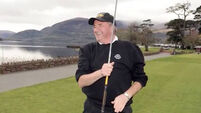 Remembering Ireland's Mr Golf, Paddy O'Looney