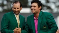 The Masters: Green with envy