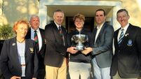 Student Fahy claims first senior title with Munster Strokeplay