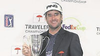 Bubba Watson seals Travelers Championship victory with Sunday 63
