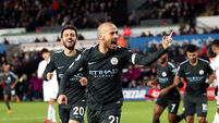 Imperious Man City eclipse Arsenal's win record