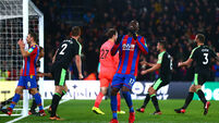 Christian Benteke contrite for penalty blunder