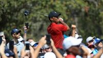 Casey grabs glory but Tiger lays down Masters marker