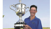 East crown heading for South Africa after Christo Lamprecht's success