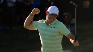 Home of a legend inspires Rory McIlroy