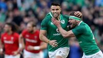 Van Graan hails 'the genius' of Conor Murray