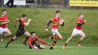 CBC turn on the power to conquer gallant Ardscoil