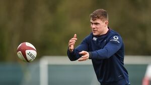 Garry Ringrose set for Leinster return