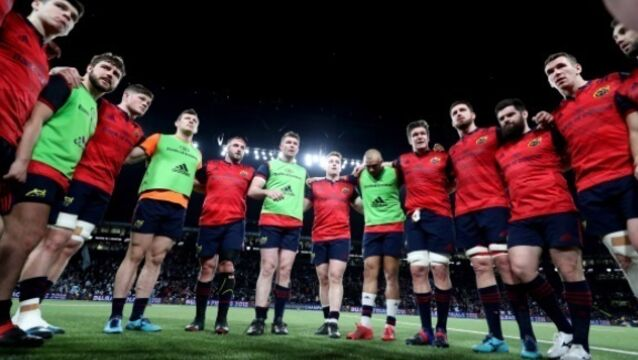 Johann van Graan intent on adding new dimension to Munster