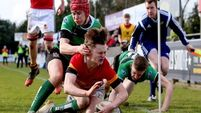 Holders CBC find rhythm to see off brave Bandon
