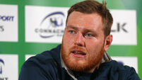 Connacht's Conor Carey wants to make his mark