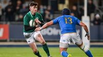 Ireland get back on track after 11-try thriller