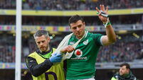 Garry Ringrose return could ease Robbie Henshaw concerns