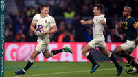 Eddie Jones: Owen Farrell and George Ford's vision sees England flourish