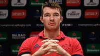 Peter O'Mahony: Players stand by Grobler