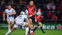 Heat on Munster under the Paris roof