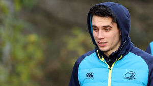 Cullen taking Carbery absence in his stride