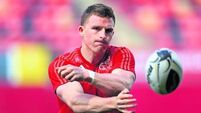 Munster get Conway boost but Cordero not on their radar