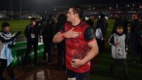 Racing 92 v Munster - European Rugby Champions Cup Pool 1 Round 1 Refixture