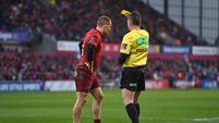 Johann van Graan at a loss to explain Munster indiscipline
