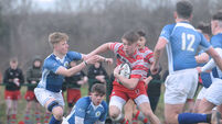 St Clement's break Glenstal hearts with two late tries