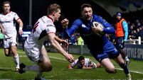 Leinster leave only good headaches for contented Leo Cullen