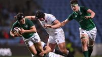 U20 Six Nations: Second-half collapse sees Ireland finish on low note