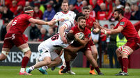 Van Graan says Munster still believe in a dream