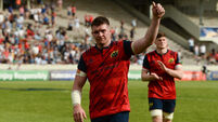 O'Mahony says Munster were wary of early onslaught but couldn't stop it