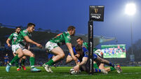 Benetton boost as Leinster hold back the big guns