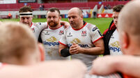 Rory Best: We need to roll our sleeves up for one more effort