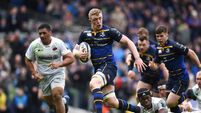 Shut Up and Move On: Leinster follow 'SUMO' mantra