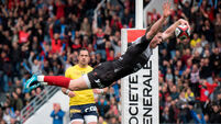 Munster on red alert as Toulon run riot