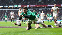 Peter Jackson's Six Nations review: Saluting Jacob Stockdale - the son of a preacher man
