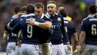 Murrayfield misery still fresh in Joe Schmidt's mind