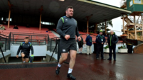 Munster's Kilcoyne makes cameo appearance in Ireland set-up