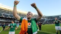 Jamie Heaslip: Ireland can make a statement of intent in Australia