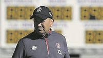 Eddie Jones still believes England can rule world