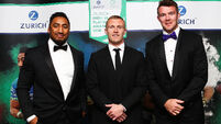 Keith Earls eyes more silverware after claiming Player's Player of the Year