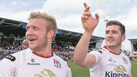 Ireland door stays open for Paddy Jackson and Stuart Olding