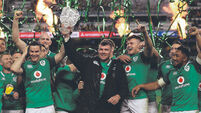Positives and possibilities abound for Irish rugby