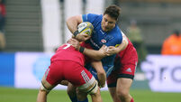 'Terminator' Brad Barritt is back in time for Leinster showdown