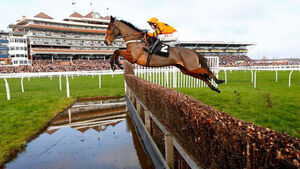 Thistlecrack out of Gold Cup with stress fracture