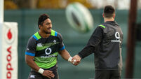 Connacht to rest Bundee Aki after Ireland heroics