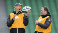 Joe Schmidt closing gaps to prevent Cardiff repeat