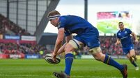 Dan Leavy proud of Blues brothers' resistance to Thomond roar