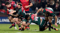 Leicester won't go roaring after bonus but look to right wrongs against Munster
